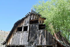 Rustic Old Barn Royalty Free Stock Photos