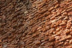 Rustic Old Brick Wall Royalty Free Stock Photos