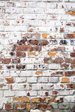 Rustic Old Brick Wall Texture Stock Images