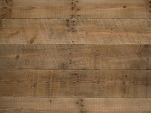 Rustic old brown wood background Stock Photos