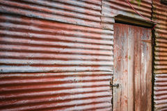Rustic Old Building Royalty Free Stock Images