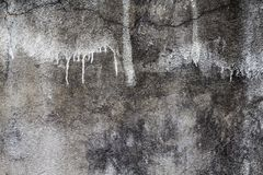 Rustic and old grey concrete wall photo texture. Shabby chic backdrop. Stock Image