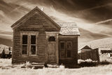 Rustic old house Royalty Free Stock Photography
