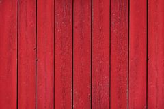 Rustic old red wood plank background. Rustic old weathered red wood plank background Royalty Free Stock Images