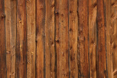 Rustic old screen of boards Royalty Free Stock Photo
