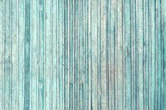 Rustic old wood plank background. Blue and green vintage texture background.  Blue grunge wood wall pattern. Blue wooden. Blue wooden plank desk table background royalty free stock photo