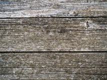 Rustic old worn wood background, planks. Royalty Free Stock Photography