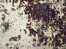 Rustic paint grungy background Royalty Free Stock Photography