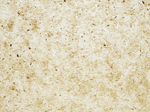Rustic paper texture. With fibers Royalty Free Stock Photos
