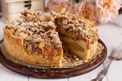 Rustic pie royalty free stock image