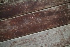 Rustic planks Royalty Free Stock Photo