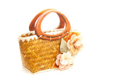 Rustic Purse Royalty Free Stock Image