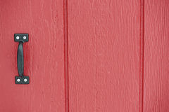 Rustic Red Barn Royalty Free Stock Photography