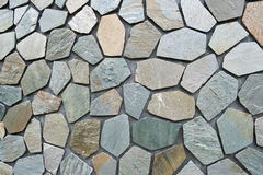 Rustic rock wall Royalty Free Stock Image