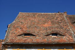 Rustic roof Royalty Free Stock Photography