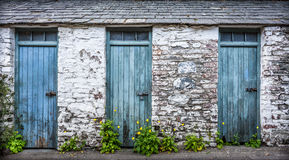Rustic Rural Building Royalty Free Stock Photography
