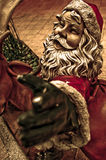 Rustic Santa Claus Royalty Free Stock Photos