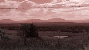 Rustic scenic view Stock Image