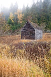 Rustic shed. Stock Photo
