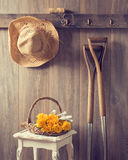 Rustic Shed Royalty Free Stock Photography