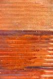 Rustic Sheet Metal Background Royalty Free Stock Image