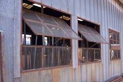 Rustic Shop Windows Stock Photos