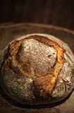 Rustic sourdough loaf Royalty Free Stock Photos