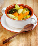 Rustic Stew Stock Images