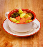 Rustic Stew Royalty Free Stock Images