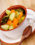 Rustic Stew Royalty Free Stock Image