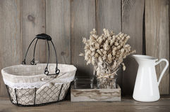 Rustic still life Royalty Free Stock Photography