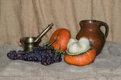 Rustic still life 4 Royalty Free Stock Images