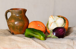 Rustic still life 11 Stock Photography