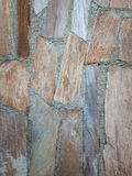 Rustic stone structure Royalty Free Stock Photos