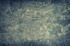 Rustic stone texture. Dark background. Vintage toned Royalty Free Stock Photography