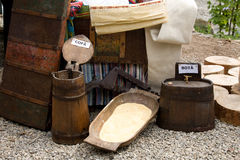 Rustic stuff Royalty Free Stock Images