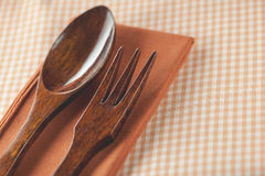 Rustic Table Setting Stock Images