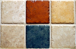 Rustic Tiles royalty free stock photography