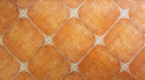Rustic tiles Royalty Free Stock Image