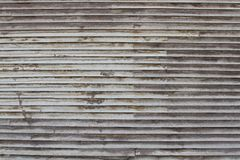 Rustic timber wall. Large old rustic weatherboard timber wall stock image