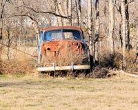 rustic truck Στοκ εικόνα με δικαίωμα ελεύθερης χρήσης