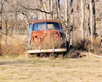Rustic truck Royalty Free Stock Image