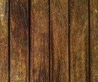 Rustic Unpainted Wood TG. Wood that is old and unpainted Stock Photo