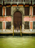 Rustic Venice Home Royalty Free Stock Photo