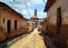 Rustic village royalty free stock images