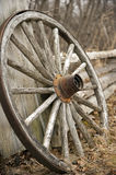 Rustic Wagon Wheel Stock Images