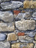 Rustic wall Royalty Free Stock Photography