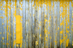 Rustic weathered barn wood background Stock Image