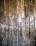 Rustic weathered barn wood background Royalty Free Stock Images
