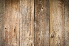 Rustic weathered wood background Royalty Free Stock Photography